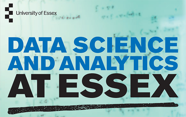 Data Science at Essex header