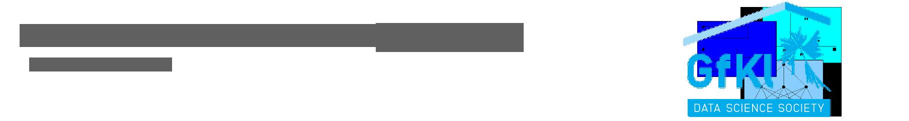 Gesellschaft für Klassifikation (GfKl)